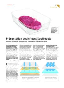 Bericht aus der Fleischwirtschaft 08/2019