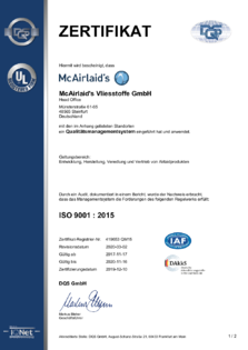 ISO 9001 DE