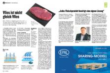 Bericht aus der Lebensmittelpraxis 10/2019